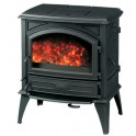 POELE A BOIS TRADITIONNEL DOVRE 640GM